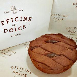 Crostata al cioccolato (6 persone)