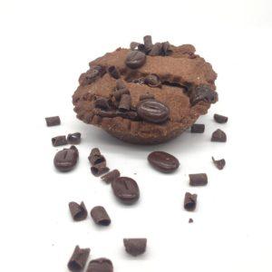 Crostatina crema cotta al cioccolato